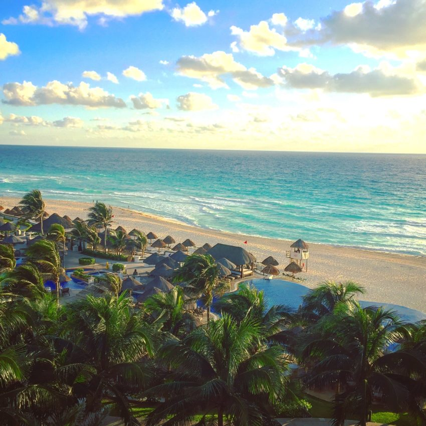 A Week In Cancun at the JW Marriott Cancun Resort & Spa