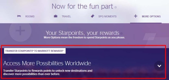 How To Transfer American Express Points into Marriott Rewards Points