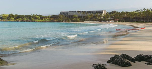 How To Use 100,000 Marriott Rewards Points - Mauna Kea Beach Hotel, Autograph Collection
