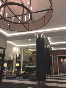 Loews Annapolis Hotel Review | Hotel Lobby | Annapolis, MD (USA)