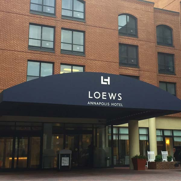 Loews Annapolis Hotel Review
