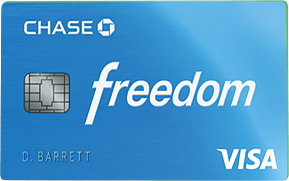 Chase Freedom 5x points categories Q3 - Restaurants and Movie Theaters