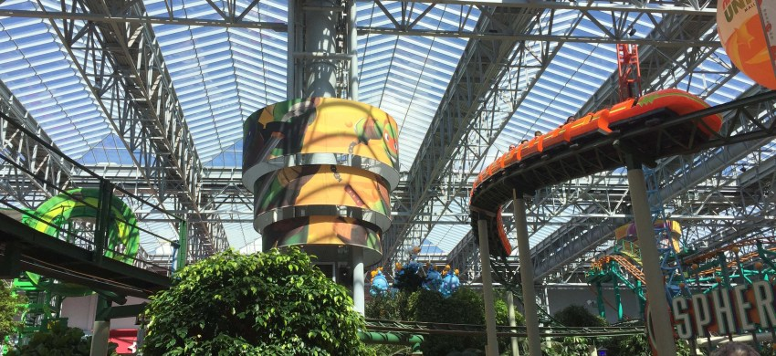 The best things to do in the Twin Cities with kdis | Nickelodeon Univerise | Mall of America | Minneapolis, MN (USA)