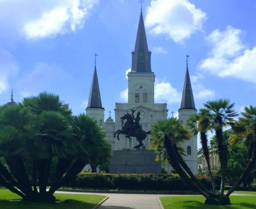Top 16 Things To Do in New Orleans   Jackson Square   Garden District   New Orleans, LA (USA)