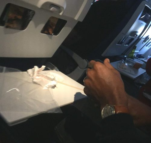 Bad Travel Etiquette On An Airplane   Don't Be An Asshole