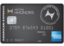 Increased sign up bonus on the Hilton Honors Surpass card from American Express