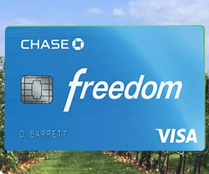 Chase Freedom 5x Points | Chase Freedom Q4 2017 Bonus Categories