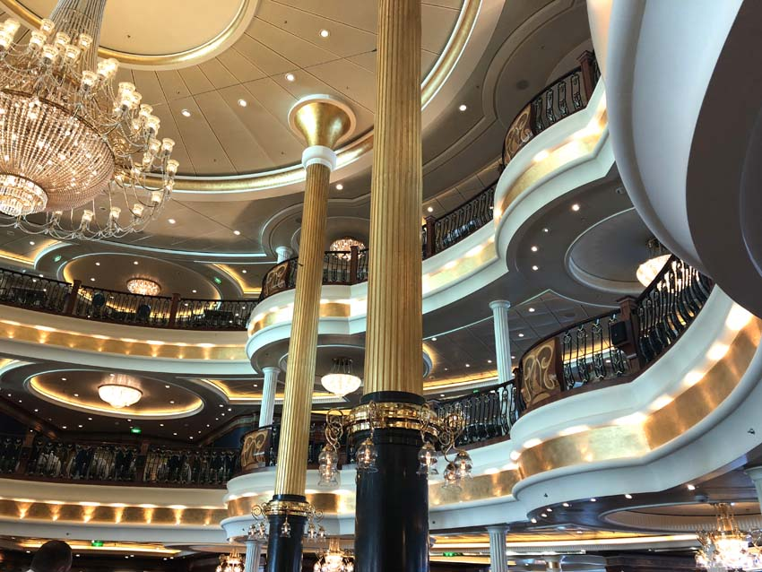 Royal Caribbean Freedom of the Seas Review   Main Dining Room