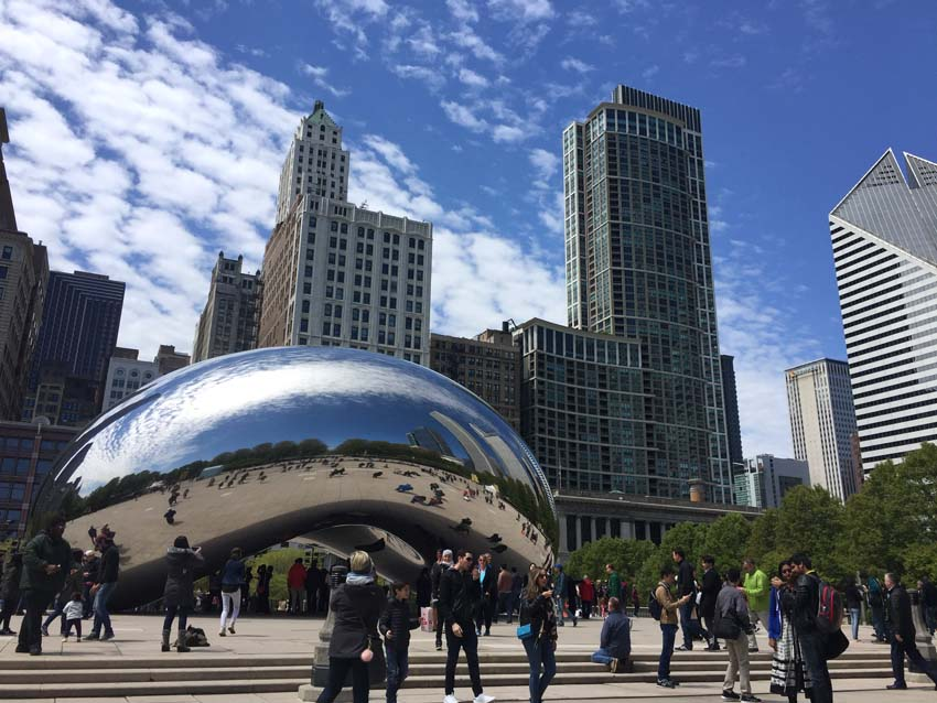 First Year of Blogging | My First Year as a Travel Blogger | Blogging Tips |  The Bean Chicago