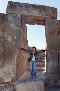 Ruins at Saksaywaman, Cusco