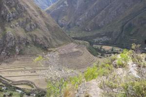 Inca Trail - Llaqtapata
