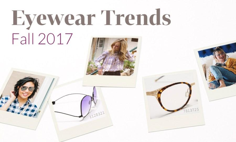 fall eyewear fashion trends 2017
