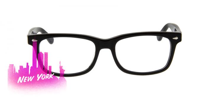 best glasses in new york
