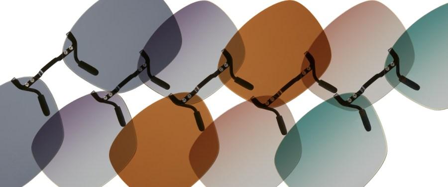 clip-on sunshade glasses