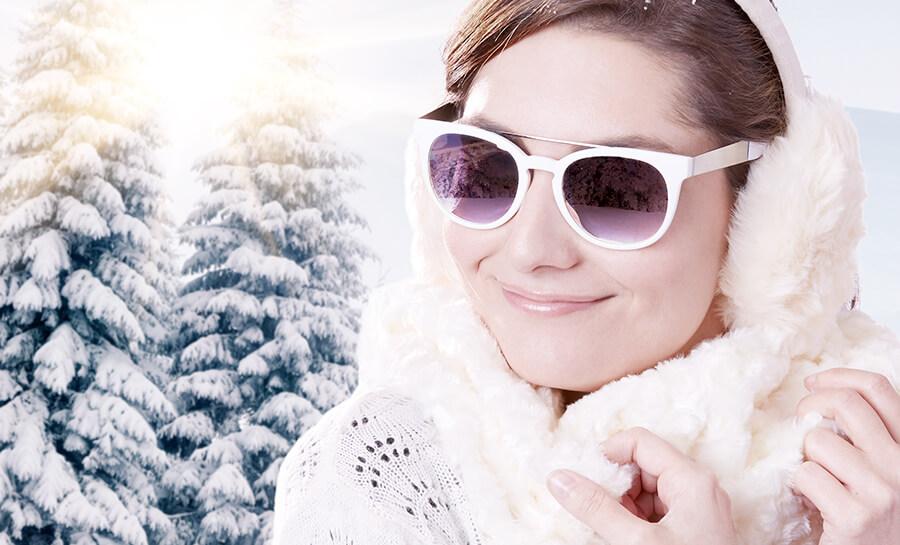 winter sunglasses eye protection