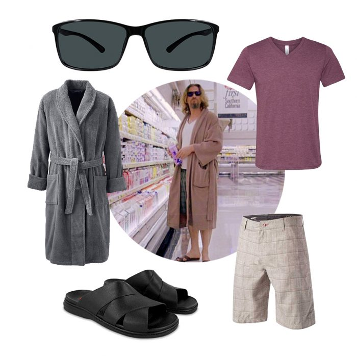 Big Lebowski the Dude costume ideas and accessories