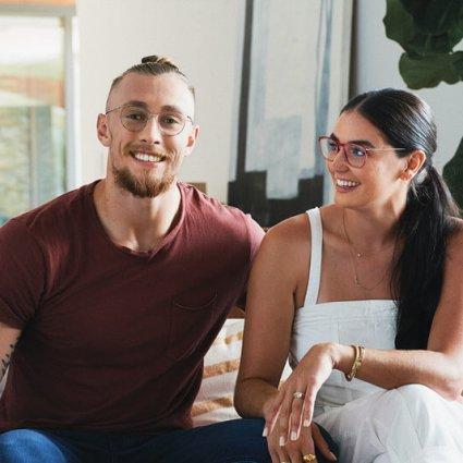 George and Claire Kittle ZennixKittles