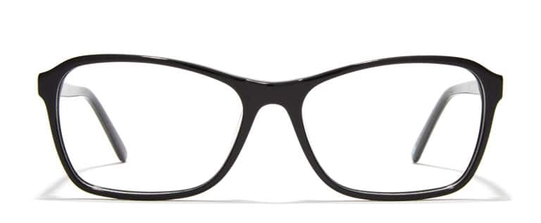 c83bf7df4c Black square glasses  4420421 from the Sophisticated Eyewear for Her line.