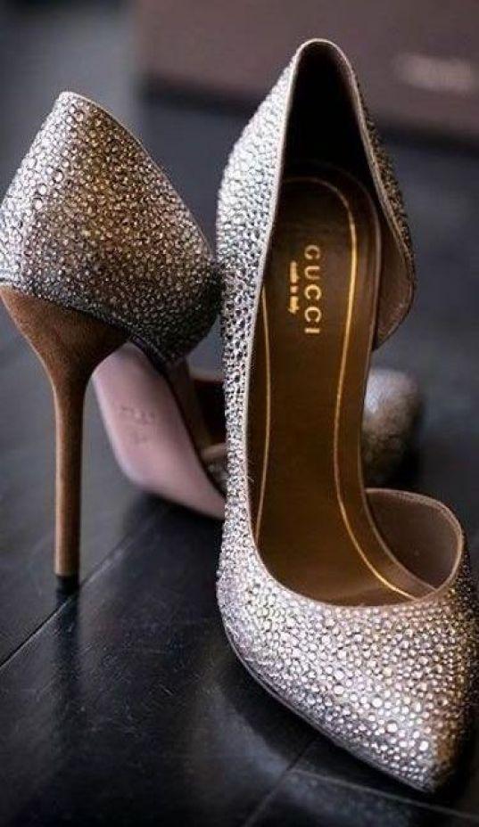 taşlı stiletto ayakkabı