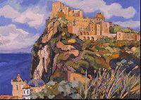 Aurelia Borruso - L'opera pittorica