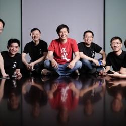 Xiaomi l' azienda cinese, che tocca il futuro.