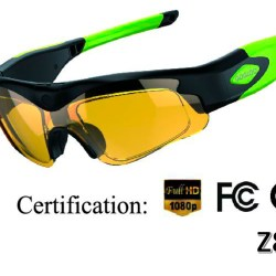EN-E7 Patent WIFI Z87.1 Standard GLASSES - Model No.: EN-E7