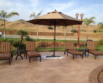 patio furniture palm springs discount