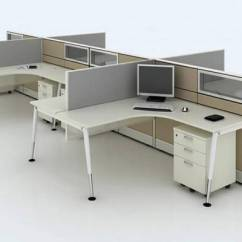 Revolving Chair Second Hand Bed Walmart Office Furniture Malaysia Workstations Chairs Partitions Open Plan
