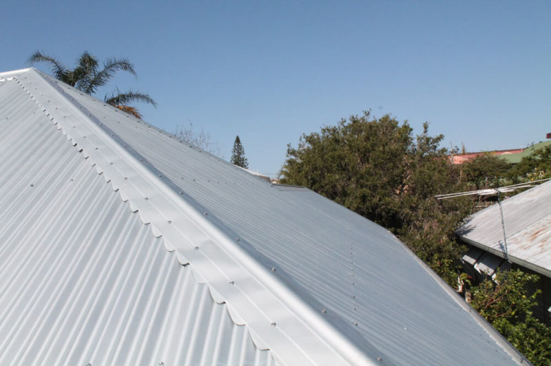 metal roofing in Brisbane