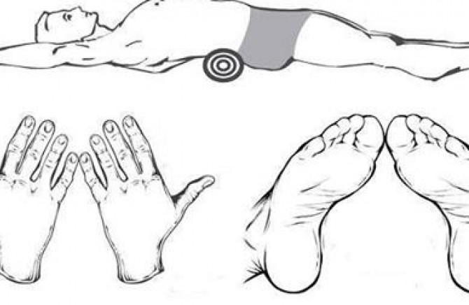 Lezite, izgubite centimetre u struku i smanjite bolove u