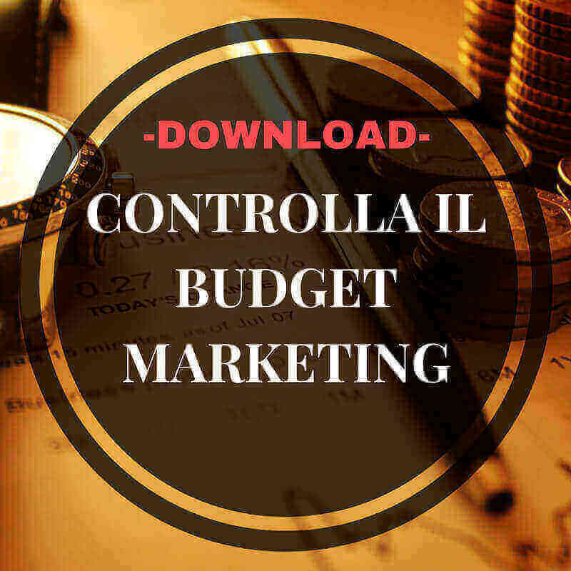 modulo budget marketing