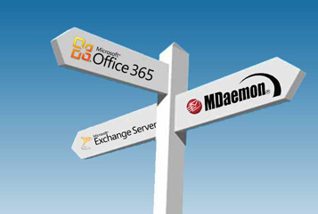 MDaemon, Exchange or Office365?