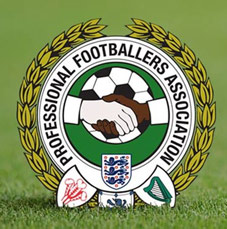 Professional Footballers Associate (PFA) Logo