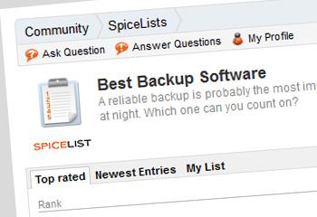 Vote for BackupAssist