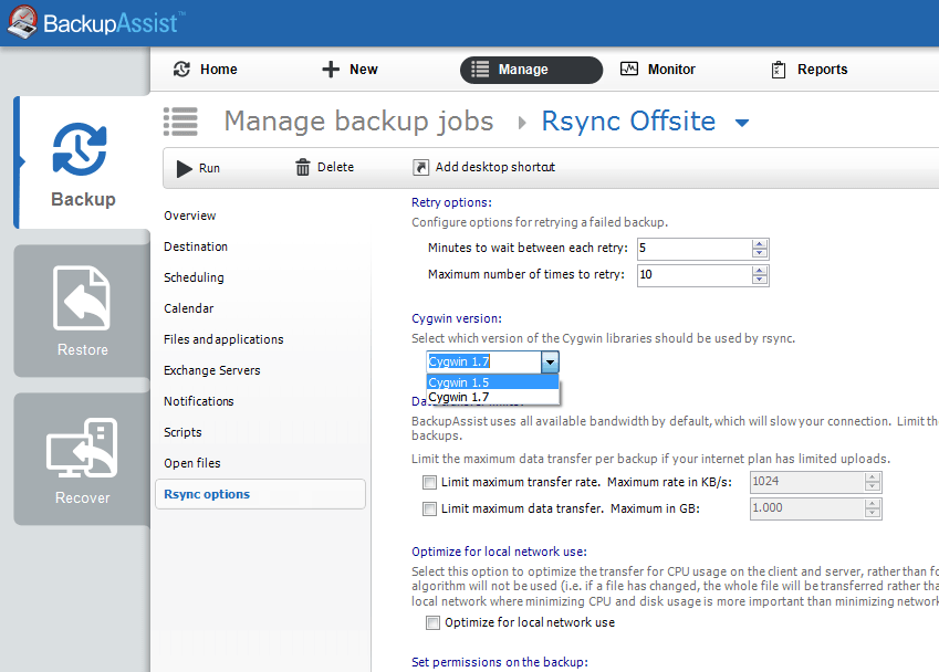 Rsync Examples Synology