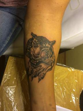 tigris tattoo