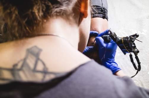 Barbi tattoos