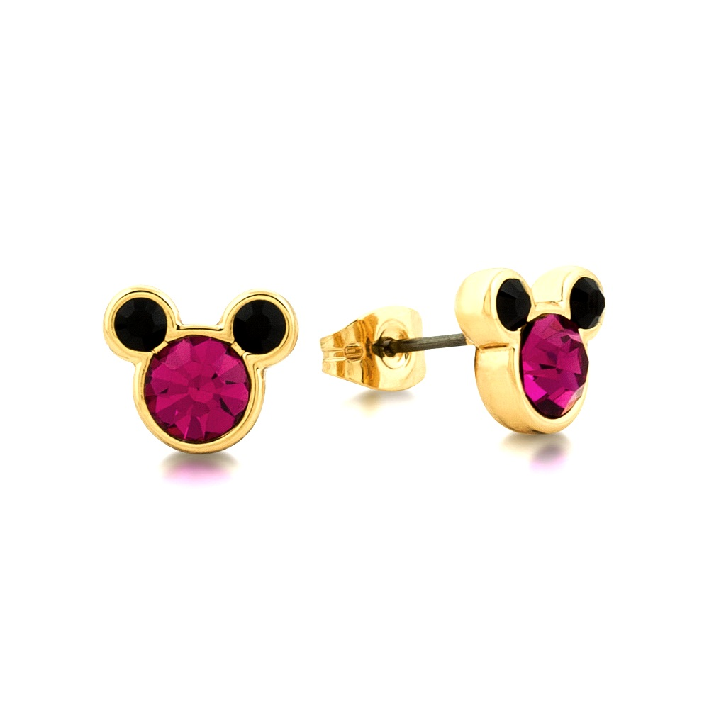 Disney Couture Official Authentic Gold