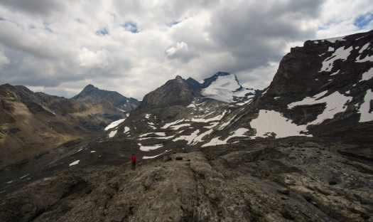 Mount Joffre from Warrior Mountain