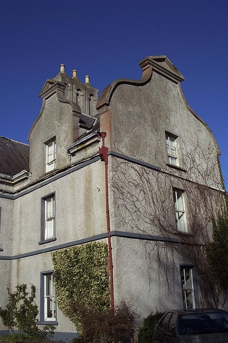 The Haunted Richhill Castle
