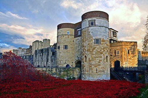 The Haunted Tower of London
