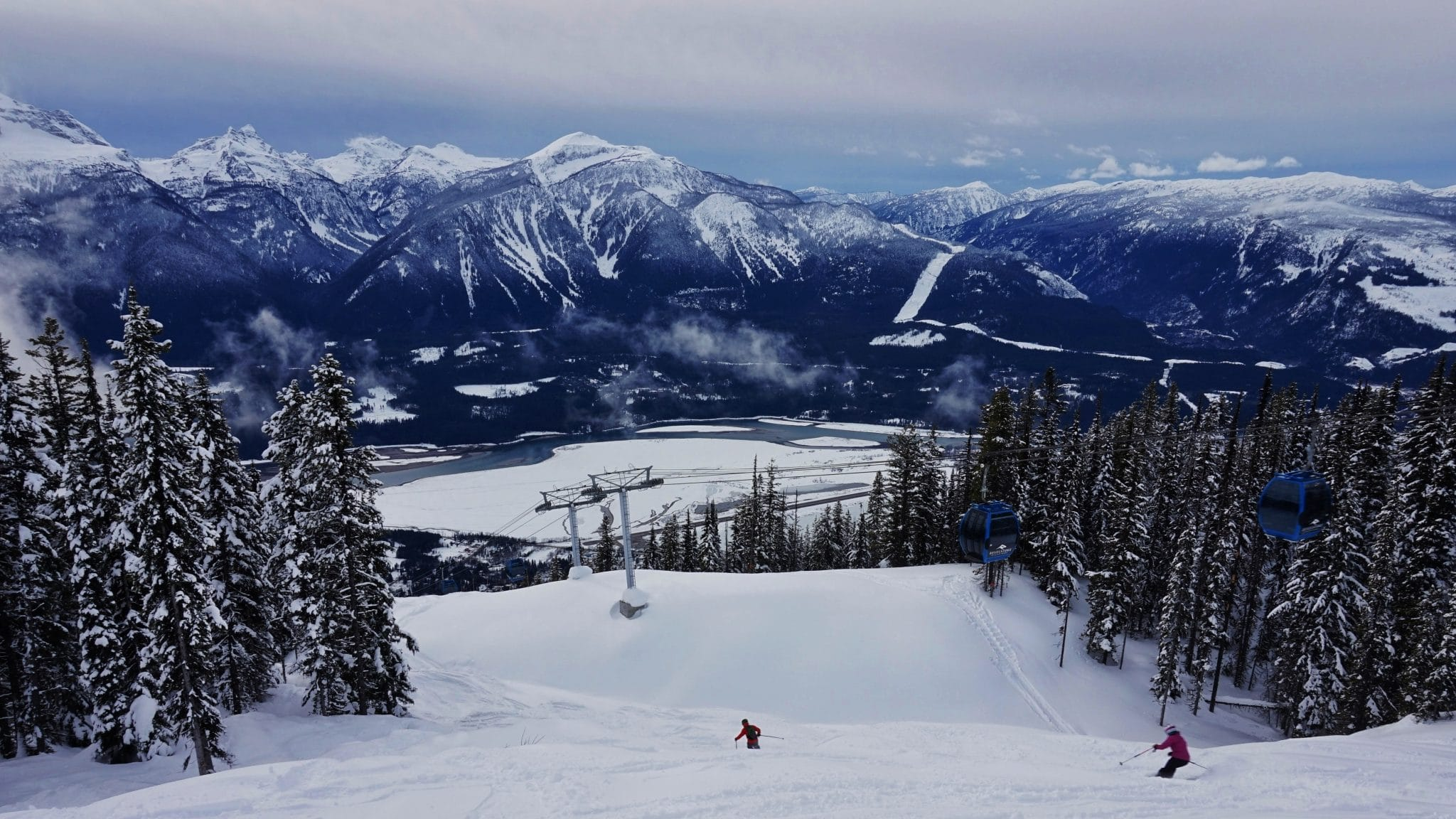 the best ski resorts near calgary   zen travellers