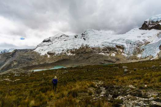 Amazing views in Huaraz Peru