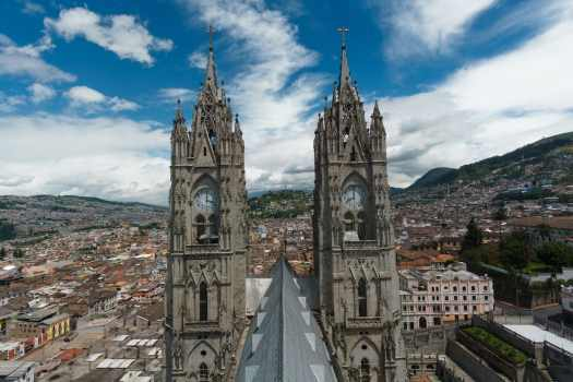 Quito's Cathedral