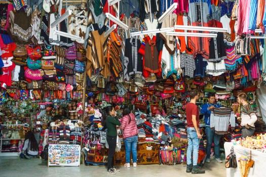 Exploring the Huaraz Artisan Market in Peru