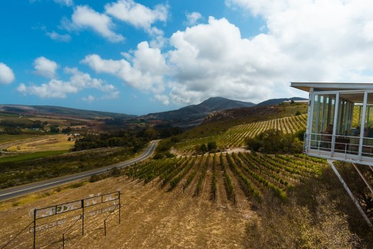 Wineries on the Garden Route