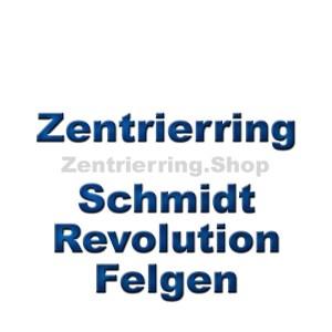 Zentrierring für Schmidt Revolution Felgen