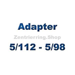 Adapterscheiben 5/112 - 5/98