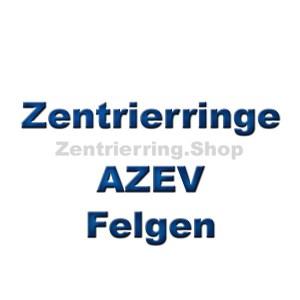 Zentrierring für AZEV Felgen