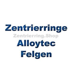 Zentrierring für Alloytec Felgen